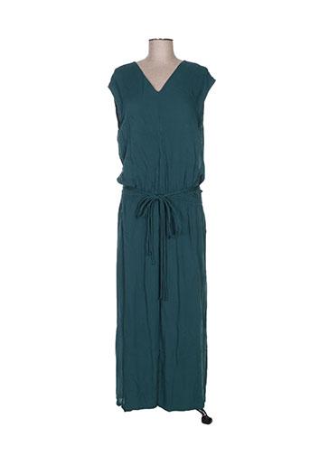 karma koma robes femme de couleur vert