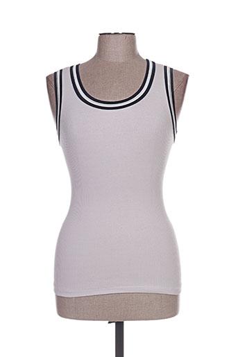 arti maglia t-shirts femme de couleur gris