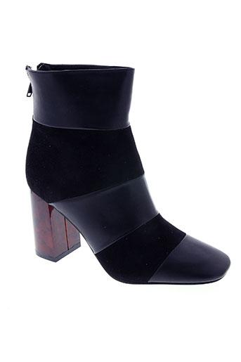 vanessa wu chaussures femme de couleur noir