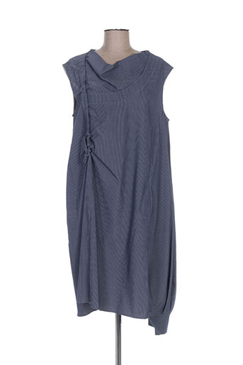 crea concept robes femme de couleur bleu