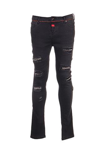alexander pap jeans homme de couleur noir