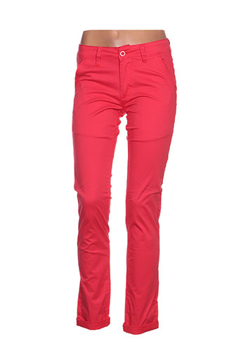 leeyo jeans pantalons homme de couleur rose