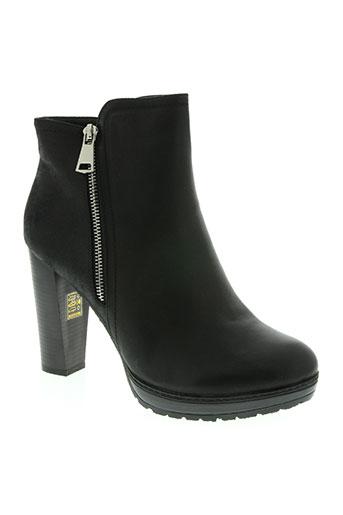 erynn chaussures femme de couleur noir