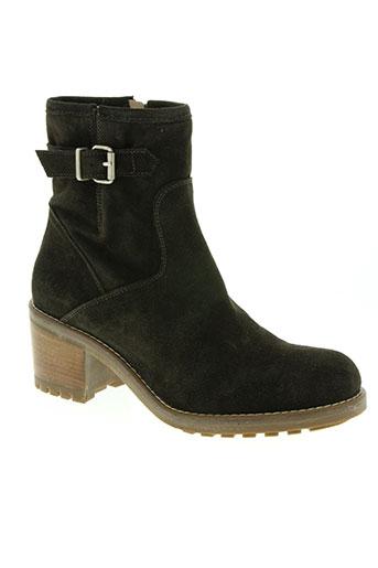 g.max chaussures femme de couleur marron