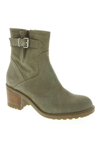 g.max chaussures femme de couleur beige