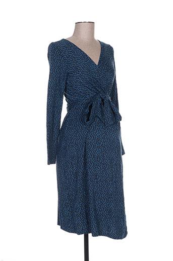 seraphine robes femme de couleur bleu