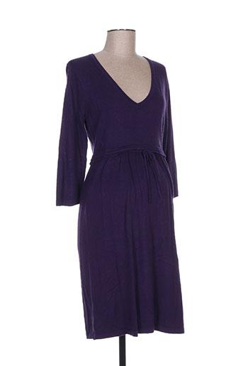 seraphine robes femme de couleur violet