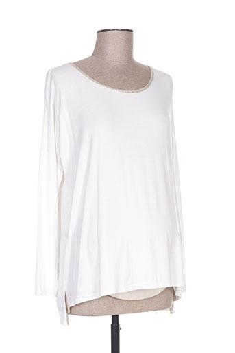 balloon t-shirts femme de couleur beige