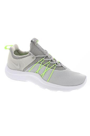 nike chaussures homme de couleur gris