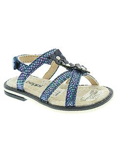 Sandales/Nu pieds bleu BEPPI pour fille