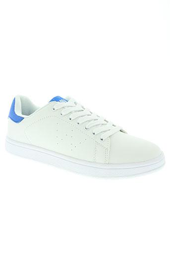beppi chaussures unisexe de couleur blanc
