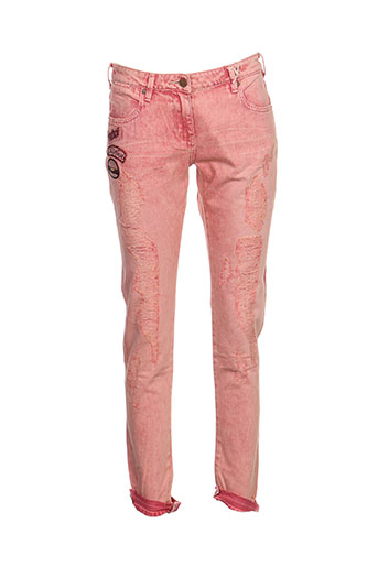 Pantalon casual orange SCOTCH R'BELLE pour fille