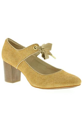 hush puppies chaussures femme de couleur beige