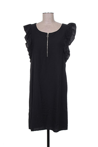 s.oliver robes femme de couleur noir