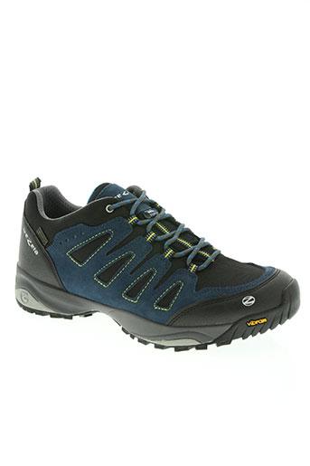 trezeta chaussures homme de couleur bleu
