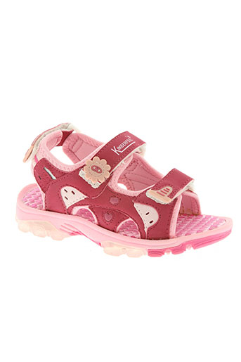 kimberfeel chaussures fille de couleur rose