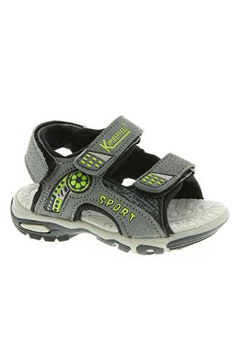 kimberfeel chaussures garçon de couleur gris