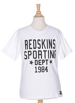 Produit-T-shirts-Garçon-REDSKINS