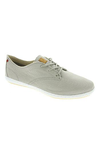 lafeyt chaussures femme de couleur gris