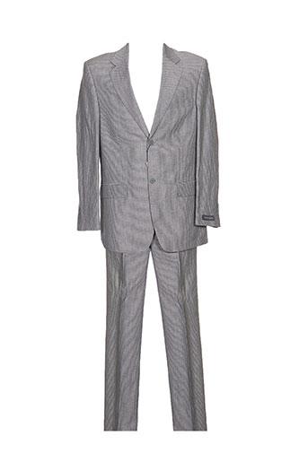 hafnium costumes homme de couleur gris