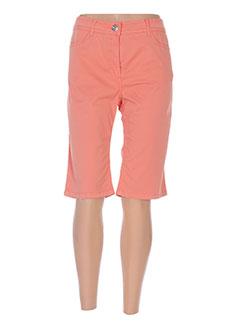 Produit-Shorts / Bermudas-Femme-CONCEPT K