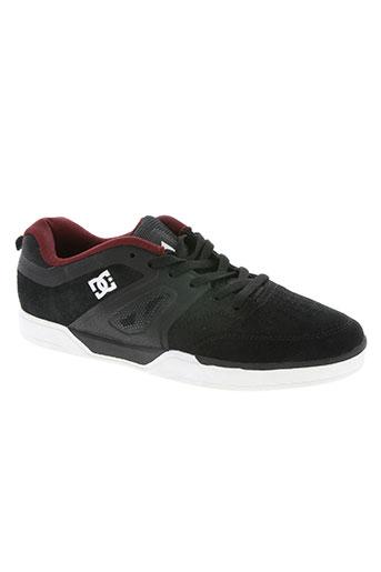 dc chaussures homme de couleur noir
