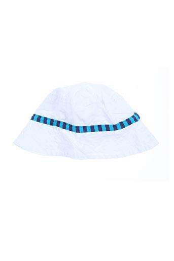 Chapeau blanc BULLE DE BB pour enfant