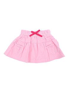 Jupe courte rose BULLE DE BB pour fille
