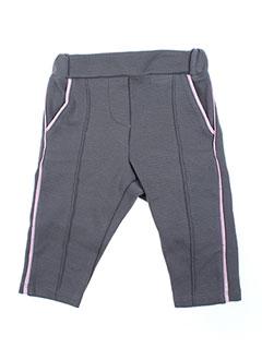 Pantalon casual gris BULLE DE BB pour fille