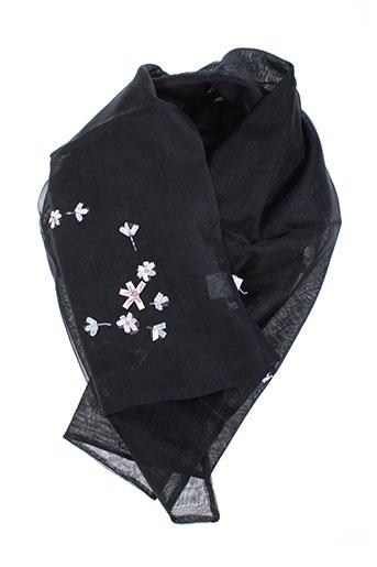 anne fontaine accessoires femme de couleur noir