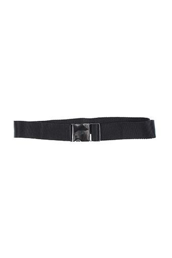 sportmax accessoires femme de couleur noir