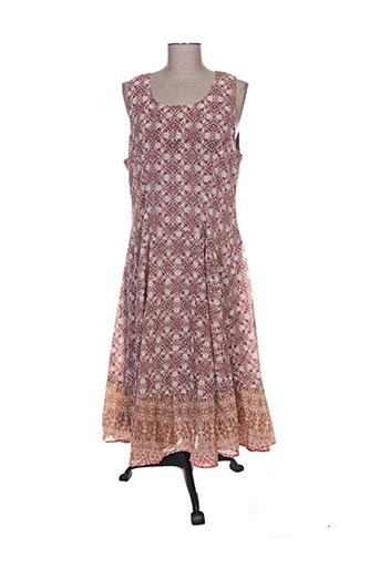 bohemia robes femme de couleur rose