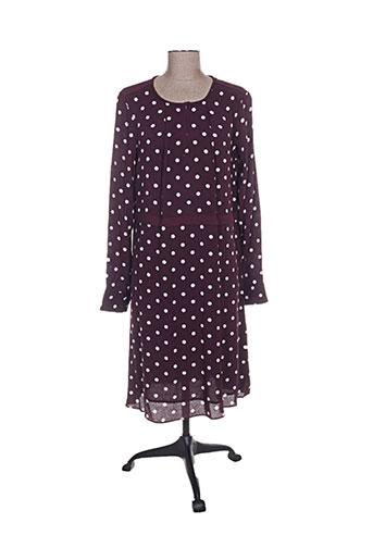 noa noa robes femme de couleur violet