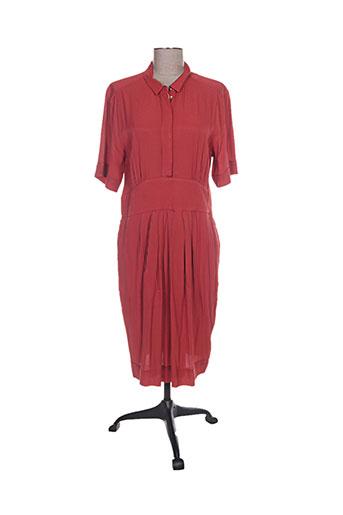 noa noa robes femme de couleur orange