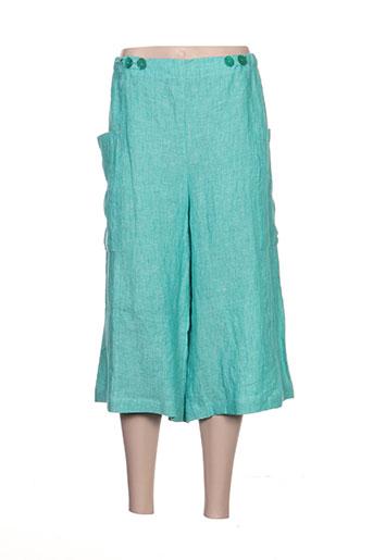 ralston pantacourts femme de couleur vert