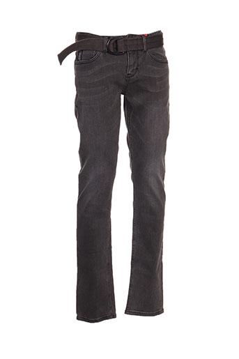 s.oliver jeans homme de couleur gris