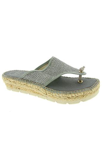 toni pons chaussures femme de couleur gris