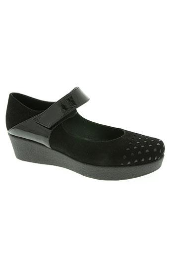 bz bis chaussures femme de couleur noir