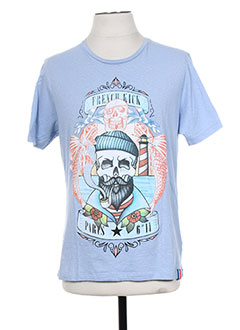 Produit-T-shirts-Homme-FRENCH KICK
