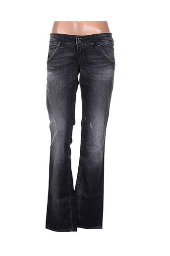 guess jeans jeans femme de couleur noir