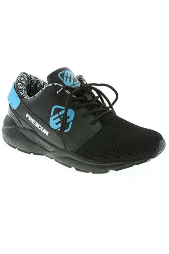 freegun chaussures garçon de couleur bleu