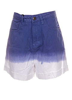 Produit-Shorts / Bermudas-Femme-SCHOOL RAG