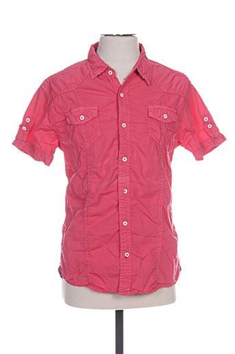 forex chemises homme de couleur rose