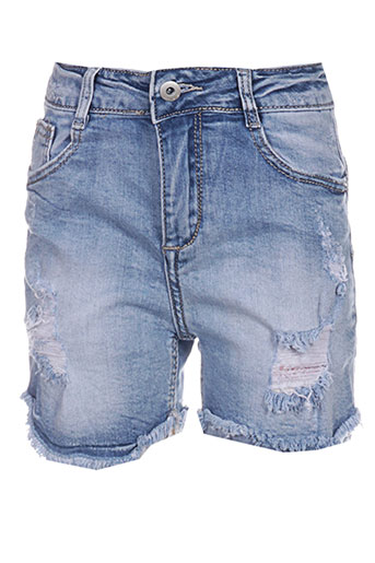 nina carter shorts / bermudas femme de couleur bleu