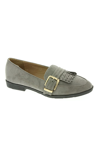 sergio todzi chaussures femme de couleur gris