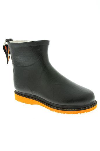 ilse jacobsen chaussures femme de couleur noir
