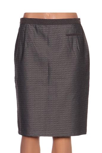 felino jupes femme de couleur gris