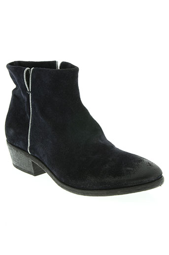 jfk chaussures femme de couleur bleu