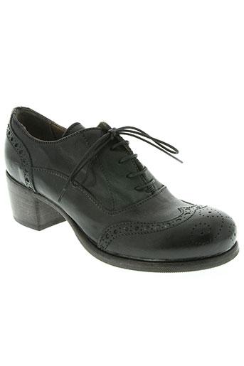 moma chaussures femme de couleur noir