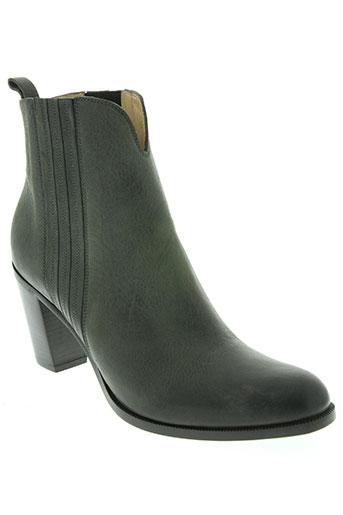 sartore chaussures femme de couleur gris